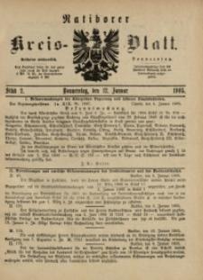 Ratiborer Kreis-Blatt, 1905, Stück 2