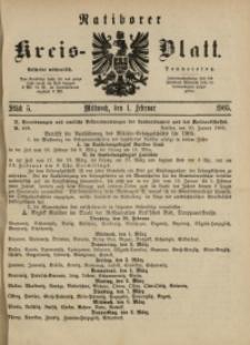 Ratiborer Kreis-Blatt, 1905, Stück 5