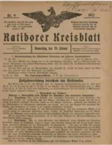 Ratiborer Kreisblatt, 1912, nr9