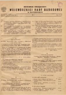 Dziennik Urzędowy Wojewódzkiej Rady Narodowej w Katowicach, 1966, nr6