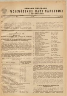 Dziennik Urzędowy Wojewódzkiej Rady Narodowej w Katowicach, 1966, nr9