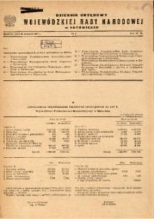Dziennik Urzędowy Wojewódzkiej Rady Narodowej w Katowicach, 1967, nr9