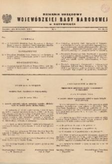 Dziennik Urzędowy Wojewódzkiej Rady Narodowej w Katowicach, 1972, nr4
