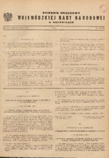 Dziennik Urzędowy Wojewódzkiej Rady Narodowej w Katowicach, 1972, nr6