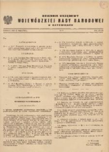 Dziennik Urzędowy Wojewódzkiej Rady Narodowej w Katowicach, 1974, nr3