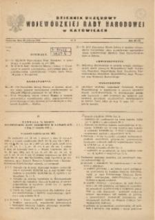Dziennik Urzędowy Wojewódzkiej Rady Narodowej w Katowicach, 1978, nr3