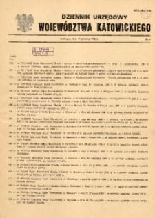 Dziennik Urzędowy Wojewódzkiej Rady Narodowej w Katowicach, 1985, nr8