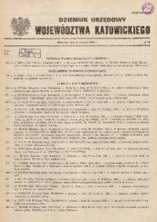 Dziennik Urzędowy Województwa Katowickiego, 1986, nr10