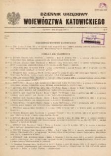 Dziennik Urzędowy Województwa Katowickiego, 1987, nr3