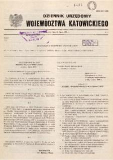 Dziennik Urzędowy Województwa Katowickiego, 1988, nr5