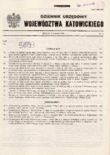 Dziennik Urzędowy Województwa Katowickiego, 1994, nr11