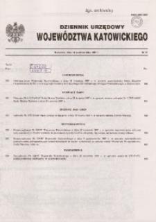 Dziennik Urzędowy Województwa Katowickiego, 1997, nr27
