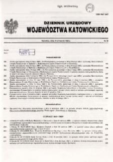 Dziennik Urzędowy Województwa Katowickiego, 1998, nr28