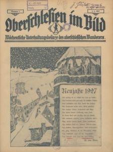 Oberschlesien im Bild, 1927, nr 1