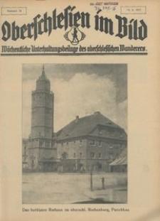 Oberschlesien im Bild, 1927, nr 26