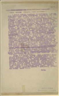 """Tekst artykułu podpisany """"Tareg"""" o działalności tzw. """"legionarzów czeskich"""", którzy zrabowali złoto rosyjskie"""
