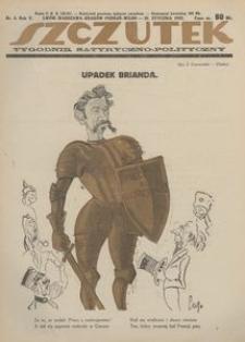 Szczutek, 1922, R. 5, nr 4