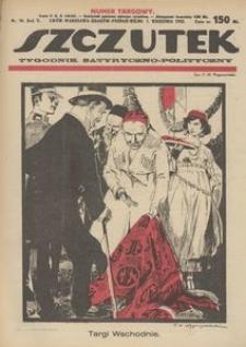 Szczutek, 1922, R. 5, nr 36