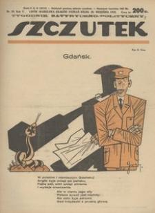 Szczutek, 1922, R. 5, nr 39