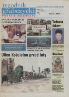 Tygodnik Głubczycki : tygodnik regionalny : Baborów, Branice, Głubczyce, Kietrz. R. 1, nr 2.