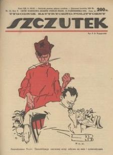 Szczutek, 1922, R. 5, nr 41
