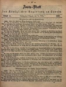 Amts-Blatt der Königlichen Regierung zu Oppeln, 1867, Bd. 52, St. 11