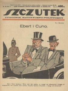 Szczutek, 1922, R. 5, nr 50