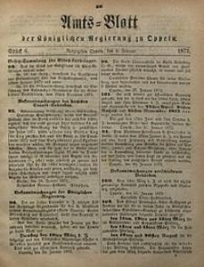 Amts-Blatt der Königlichen Regierung zu Oppeln, 1872, Bd. 57, St. 6