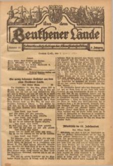 Aus dem Beuthener Lande, 1924, Jg. 1, Nr. 38