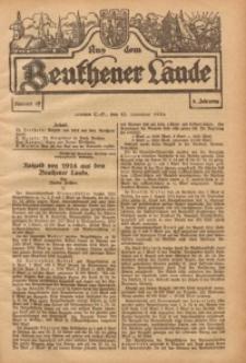 Aus dem Beuthener Lande, 1924, Jg. 1, Nr. 44