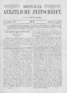 Breslauer Aerztliche Zeitschrift, 1879, Jg. 1, No. 6