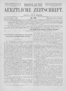 Breslauer Aerztliche Zeitschrift, 1880, Jg. 2, No. 24
