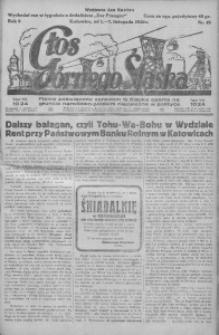 Głos Górnego Śląska, 1928, R. 8, nr 45
