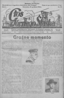 Głos Górnego Śląska, 1928, R. 8, nr 53