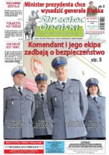 Strzelec Opolski : twój tygodnik regionalny : Izbicko, Jemielnica, Kolonowskie, Leśnica, Strzelce Opolskie, Ujazd, Zawadzkie 2009, nr 15 (511).