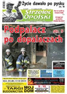 Strzelec Opolski : twój tygodnik regionalny 2010, nr 40 (587).