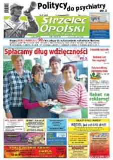 Strzelec Opolski : twój tygodnik regionalny 2011, nr 31 (629).