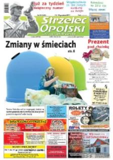 Strzelec Opolski : twój tygodnik regionalny 2011, nr 50 (648).