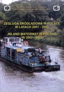 Żegluga śródlądowa w Polsce w latach 2001-2005