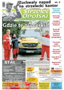 Strzelec Opolski : twój tygodnik regionalny 2012, nr 41 (690).