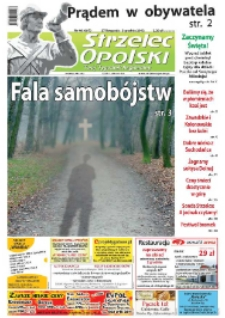 Strzelec Opolski : twój tygodnik regionalny 2012, nr 48 (697).