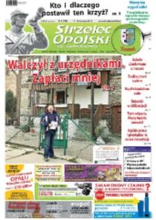 Strzelec Opolski : twój tygodnik regionalny : Strzelce Opolskie, Izbicko, Jemielnica, Kolonowskie, Leśnica, Ujazd, Zawadzkie, Toszek 2014, nr 1 (752).