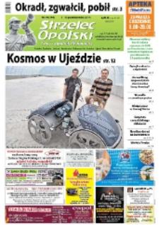 Strzelec Opolski : twój tygodnik regionalny : Strzelce Opolskie, Izbicko, Jemielnica, Kolonowskie, Leśnica, Ujazd, Zawadzkie, Toszek 2014, nr 40 (791).
