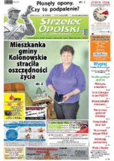 Strzelec Opolski : twój tygodnik regionalny : Strzelce Opolskie, Izbicko, Jemielnica, Kolonowskie, Leśnica, Ujazd, Zawadzkie, Toszek 2014, nr 12 (763).