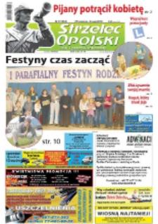 Strzelec Opolski : twój tygodnik regionalny 2010, nr 17 (564).