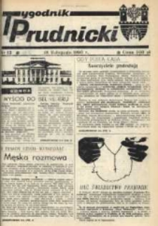 Tygodnik Prudnicki : gazeta lokalna. [R. 1], nr 12.