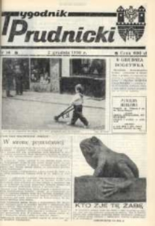 Tygodnik Prudnicki : gazeta lokalna. [R. 1], nr 14.