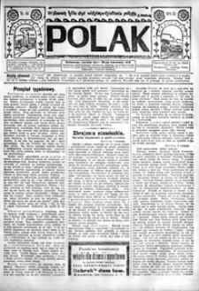 Polak, 1913, R. 9, nr 44