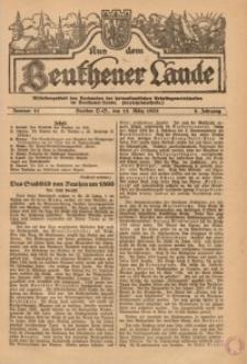 Aus dem Beuthener Lande, 1925, Jg. 2, Nr. 11