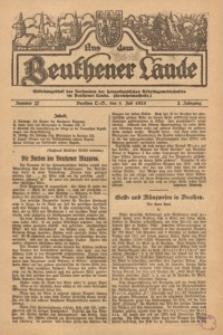 Aus dem Beuthener Lande, 1925, Jg. 2, Nr. 27